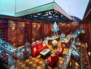 Library of the Imagination