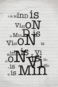 Vision is Mind