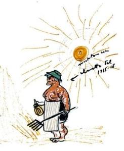 Fellini sketch